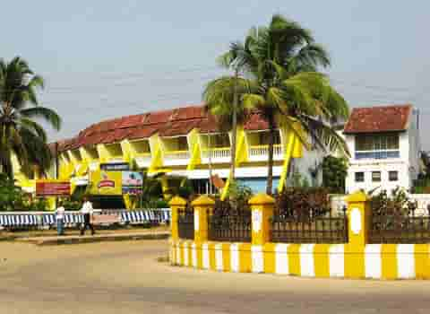 Goa Tourism Hotels, GTDC Hotels, Colva Residency