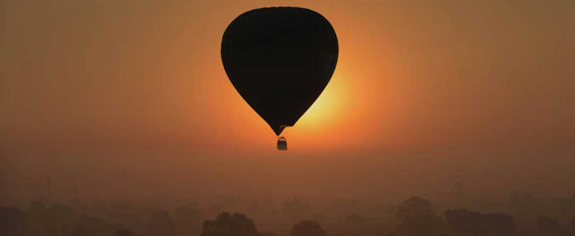 Hot Air Ballooning  Goa