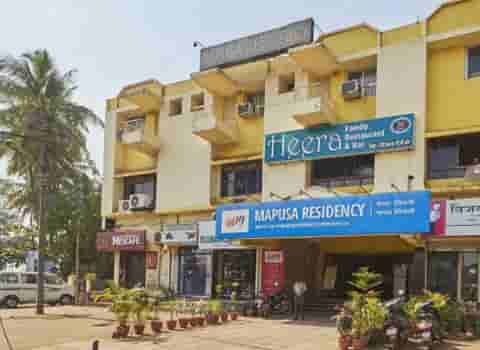 Goa Tourism Hotels Gtdc Mapusa Residency