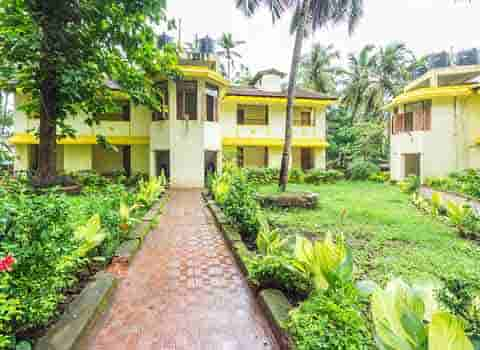 Goa Tourism Hotels, GTDC Hotels, Goa Old Goa Residency